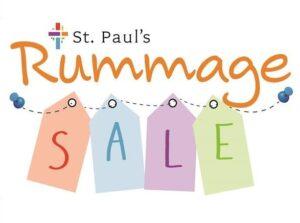 St Paul's Rummage Sale